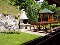 Chata U Johanov - gril